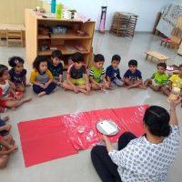 Children at Savi Montessori