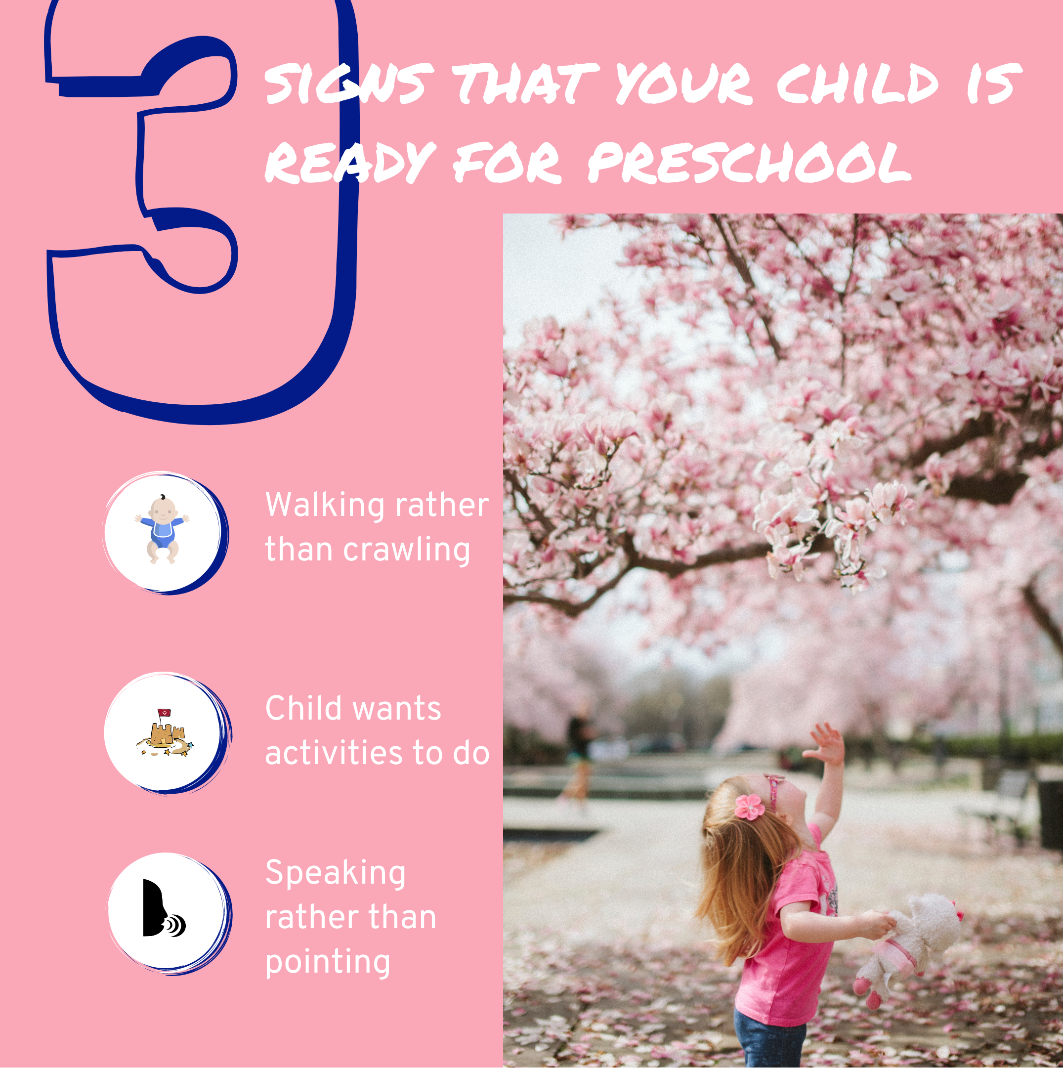 3 signs your toddler is ready for preschool