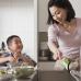 Benefits of children in the kitchen