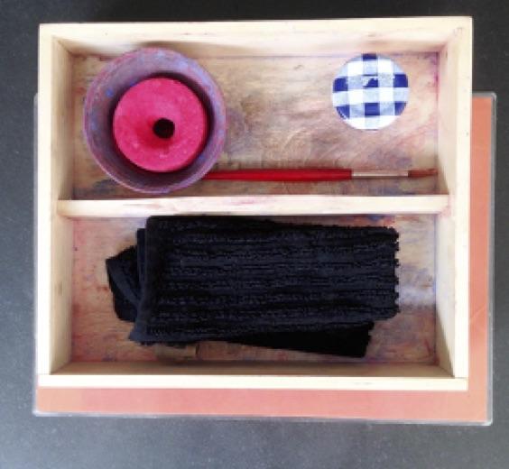 Montessori Tray for Art