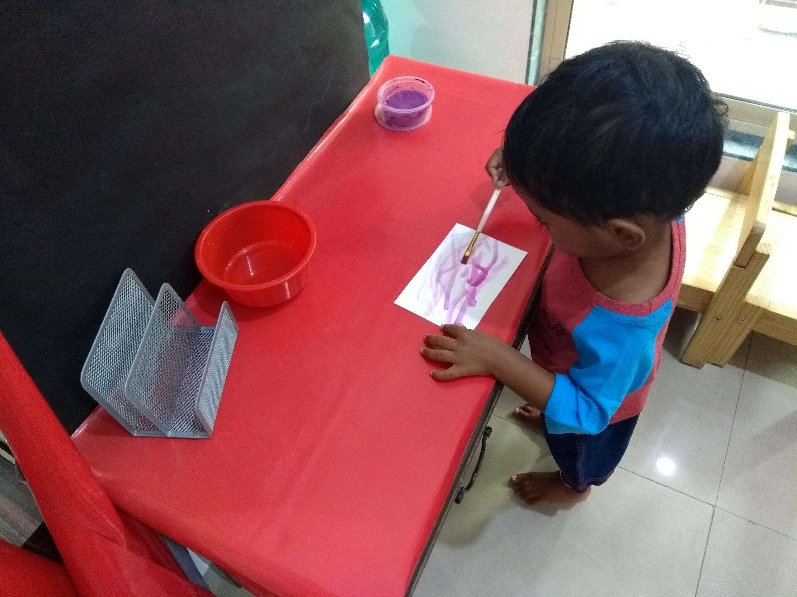 Art in Montessori