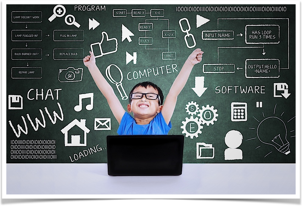 Coding not good for children by Savi Montessori